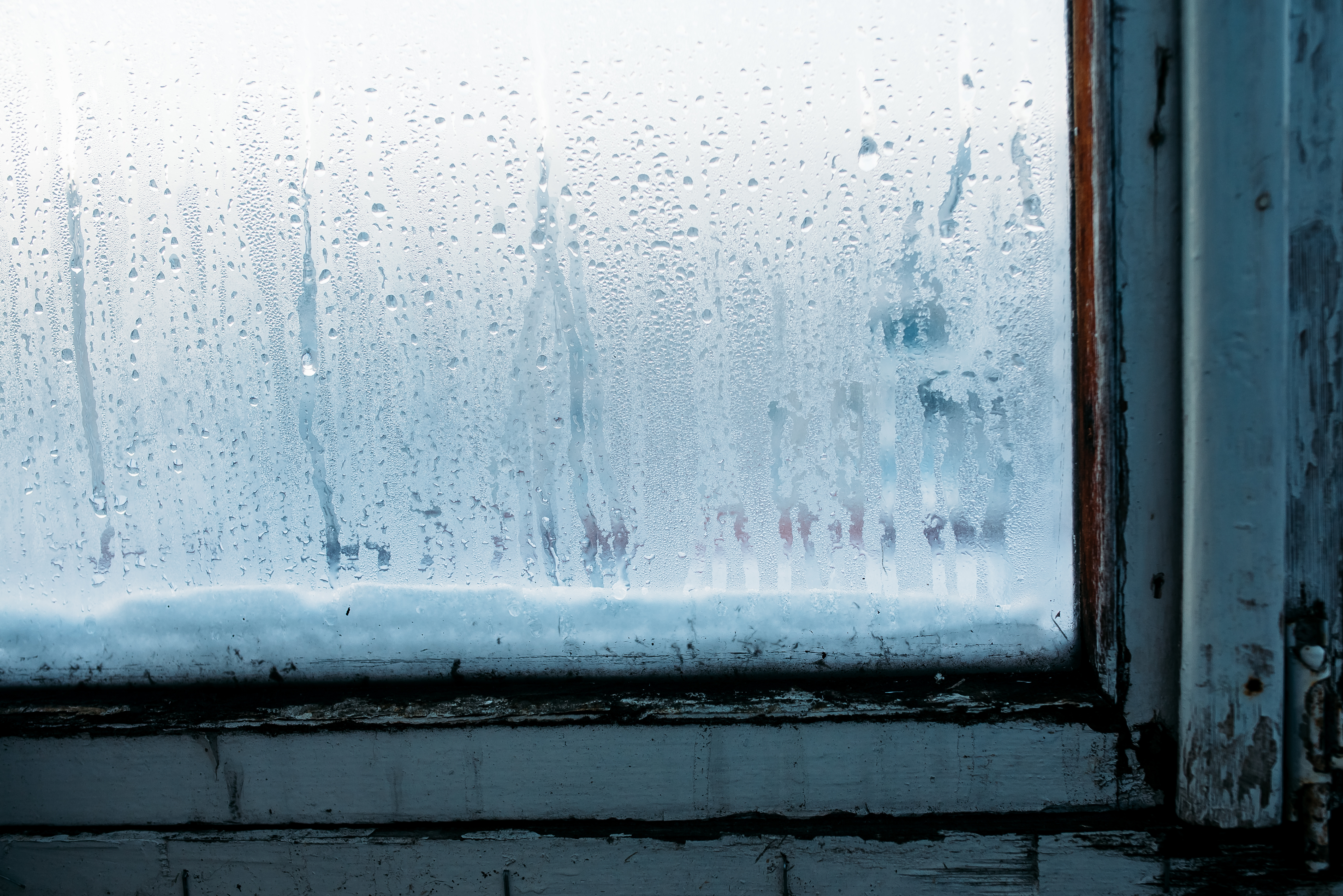 Common Problems with Weak Window Frames Near Lexington, Kentucky (KY) like Condensation