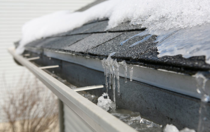 Protect Your Gutters from Winter Weather Near Lexington, Kentucky (KY) like Ice and Buildup