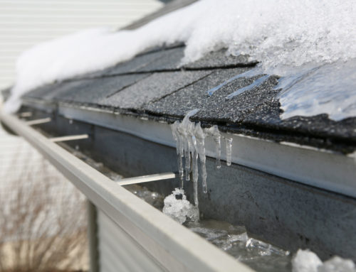 Protect Your Gutters from Winter Weather Near Lexington, KY