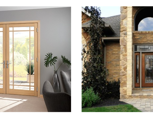 Entry Doors for the Best Curb Appeal
