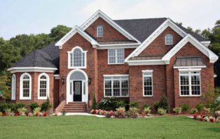 Modern Window Fashions near Lexington, Kentucky (KY), including view-through options and undressed styles