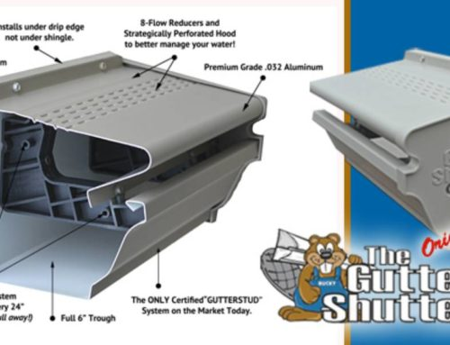 Protect Your Home with Sleek Clog-Free Gutters
