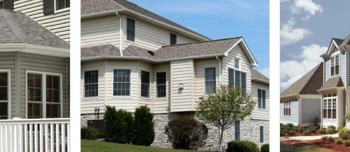 Home investments near Lexington, Kentucky (KY), that appreciate in value, including new siding, gutters, and windows